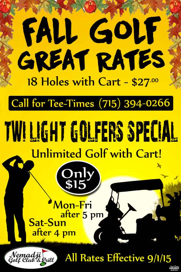 Fall-Golf-Web Poster