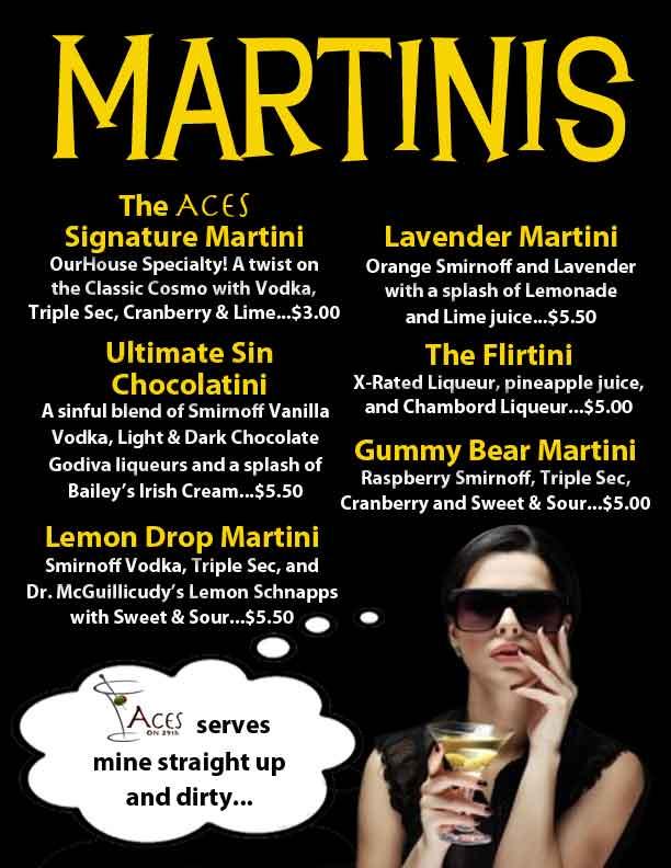 TT-Martinis